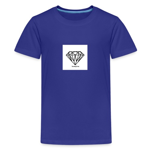 NEW! Karoning Krate logo - Kids' Premium T-Shirt