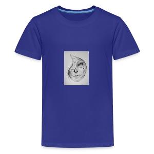 tattoo sexy girl - Kids' Premium T-Shirt