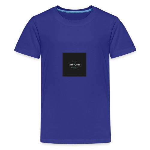 UNDER VLOGS - Kids' Premium T-Shirt