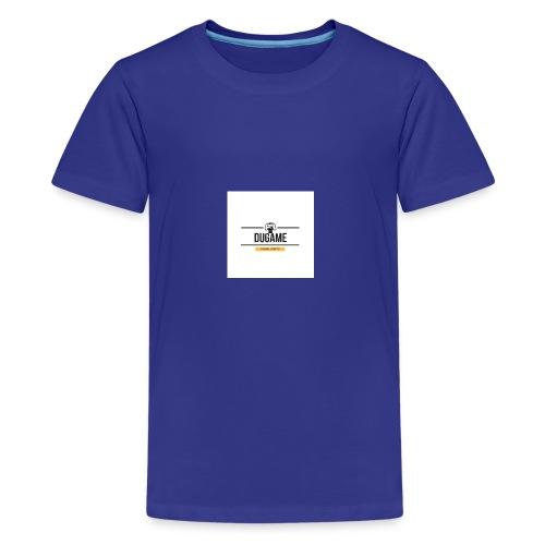 DuGame - Kids' Premium T-Shirt