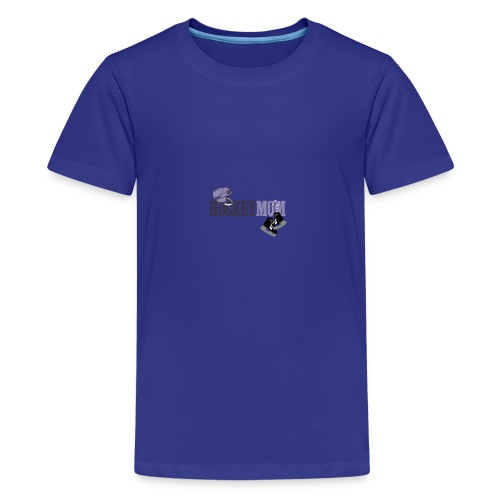 hoceky_mom_4 - Kids' Premium T-Shirt