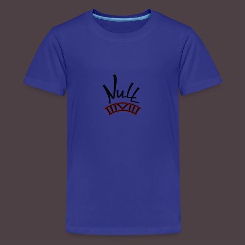 Null Logo - Kids' Premium T-Shirt