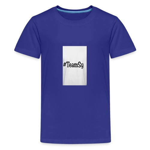 #TeamSy - Kids' Premium T-Shirt