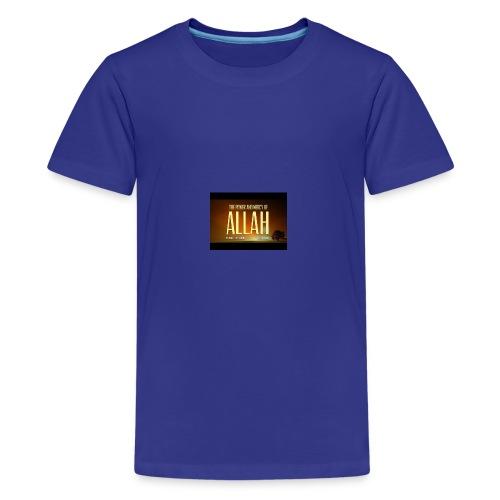 the power and mercy of allah true story mufti menk - Kids' Premium T-Shirt