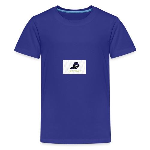 Tigu Playz:) - Kids' Premium T-Shirt