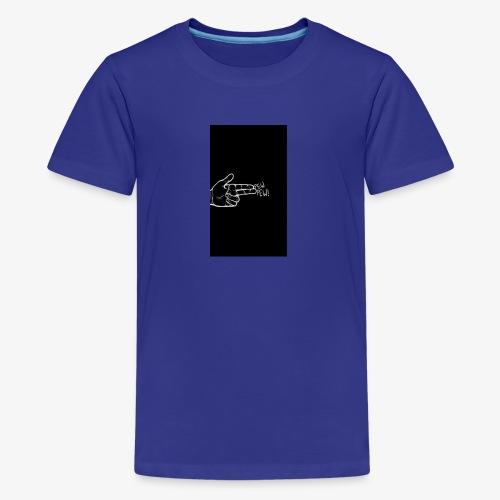 Tala by Devanshee Kariel - Kids' Premium T-Shirt