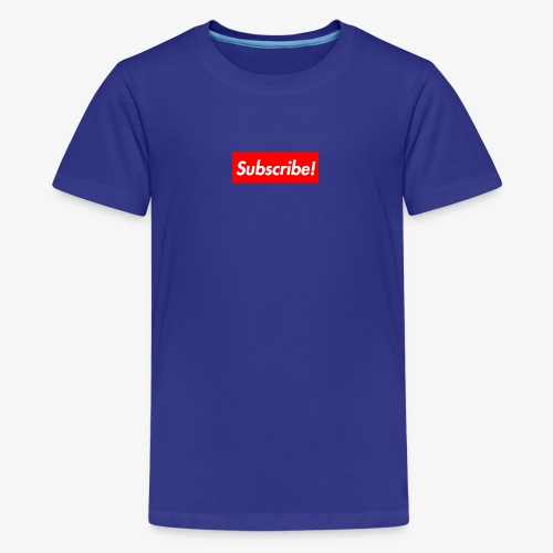 Subscribe! - Kids' Premium T-Shirt
