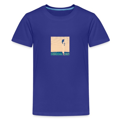 Supermodel 1 Hoodie - Kids' Premium T-Shirt