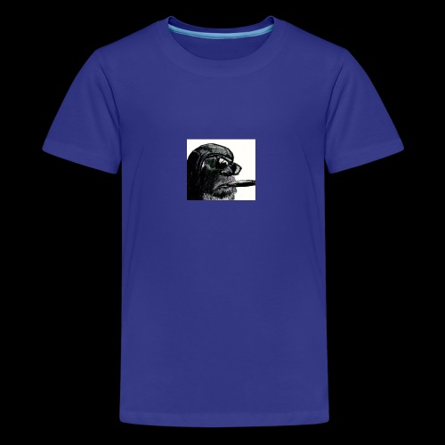 Aviator Monky - Kids' Premium T-Shirt