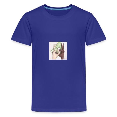 all beings matter - Kids' Premium T-Shirt