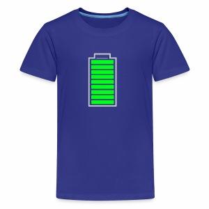 Full Charge - Kids' Premium T-Shirt