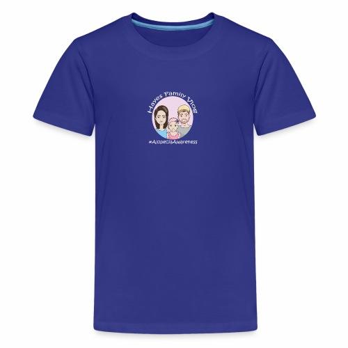 Hayes Family Vlog - Kids' Premium T-Shirt