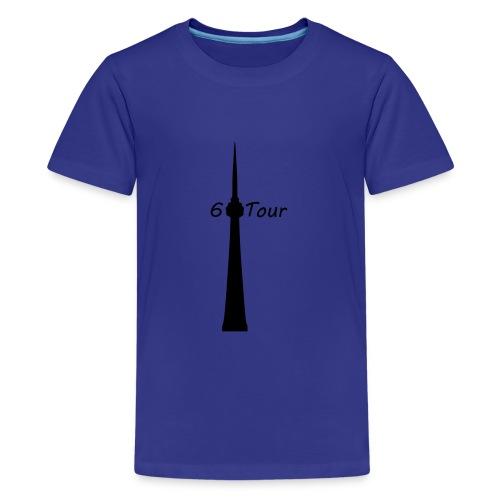 6 Tour Winter Apparel - Kids' Premium T-Shirt
