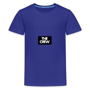 the crew logo - Kids' Premium T-Shirt