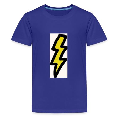 fab lightning - Kids' Premium T-Shirt