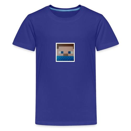 Mystery steve - Kids' Premium T-Shirt