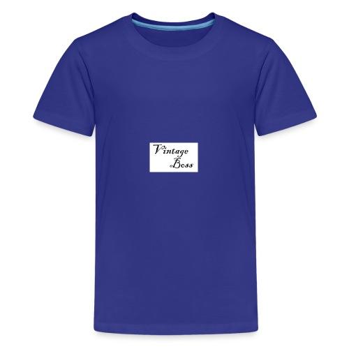 Vintage - Kids' Premium T-Shirt