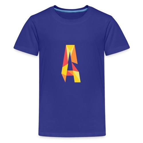 Simple Tee A - Kids' Premium T-Shirt