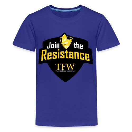 TFW VECTOR - Kids' Premium T-Shirt
