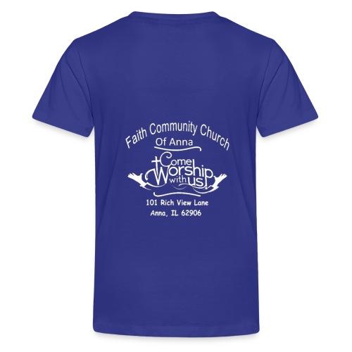 FCC - Kids' Premium T-Shirt
