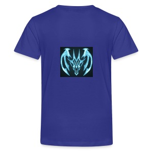 team ice dragon - Kids' Premium T-Shirt