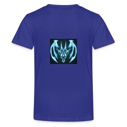 team ice dragon - Kids' Premium T-Shirt