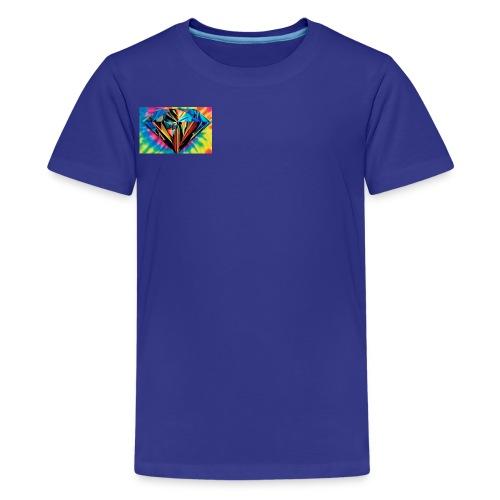 Rainbow Diamond - Kids' Premium T-Shirt