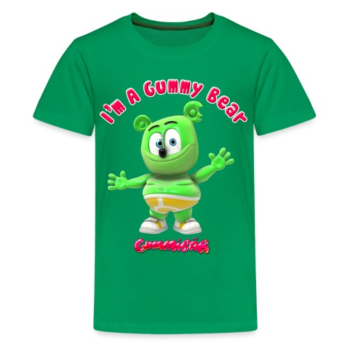 I'm A Gummy Bear - Kids' Premium T-Shirt