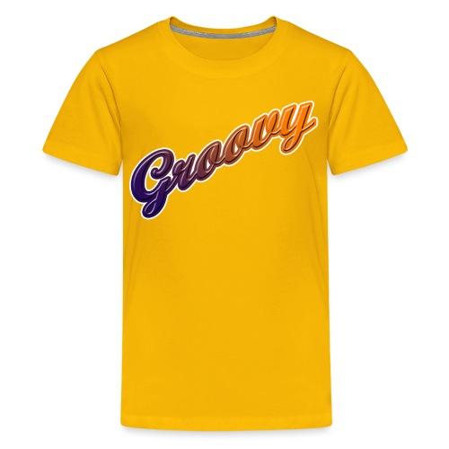 Groovy - Kids' Premium T-Shirt