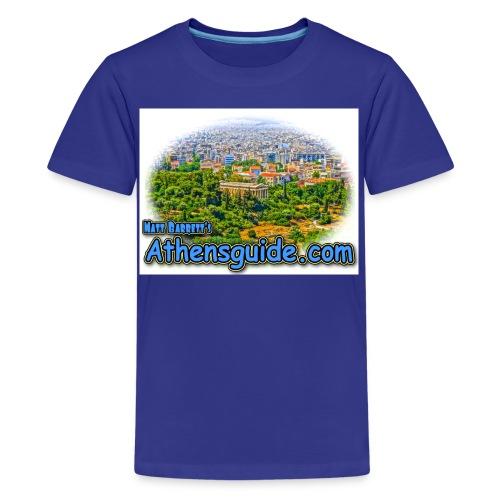 Athensguide haepheston jpg - Kids' Premium T-Shirt