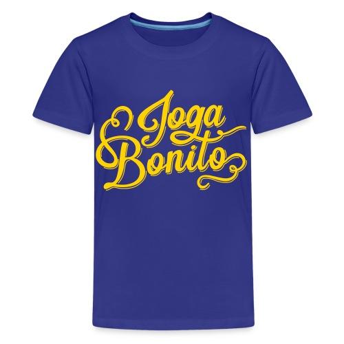 Joga Bonita Women's Tee - Kids' Premium T-Shirt