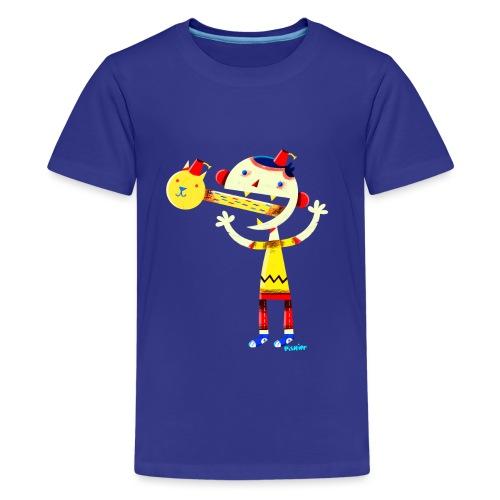 meowpishier - Kids' Premium T-Shirt
