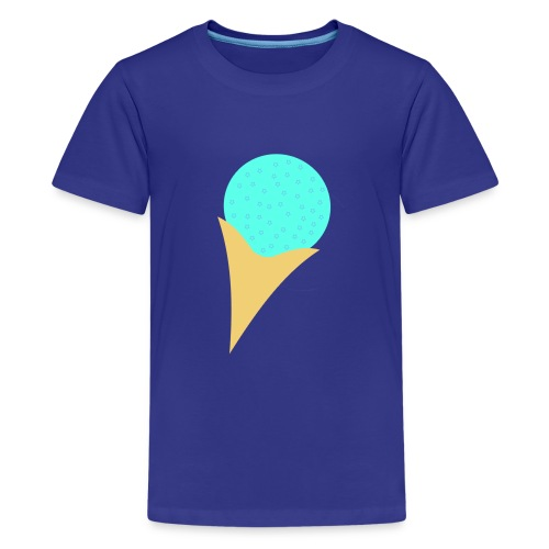 Bubble Gum Ice-Cream - Kids' Premium T-Shirt
