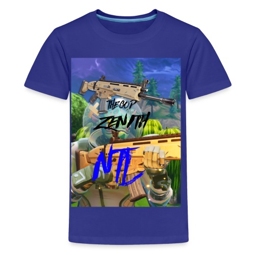 The God Zenith - Kids' Premium T-Shirt