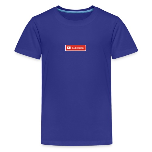 YOUTUBE SUBSCRIBE - Kids' Premium T-Shirt