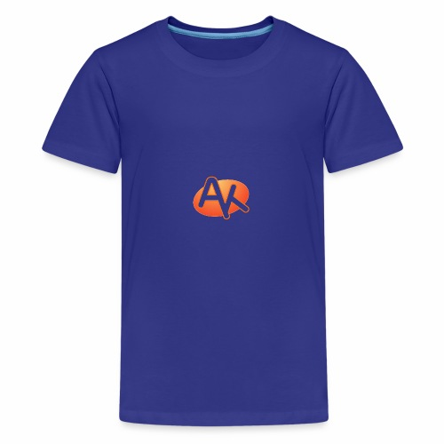 ak logo png shirt - Kids' Premium T-Shirt
