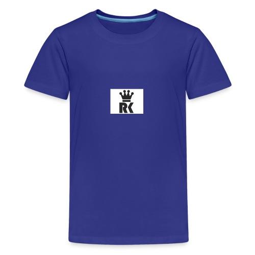 rk1_logo - Kids' Premium T-Shirt