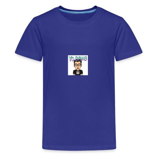 Gangster - Kids' Premium T-Shirt