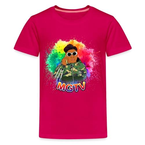NEW MGTV Clout Shirts - Kids' Premium T-Shirt