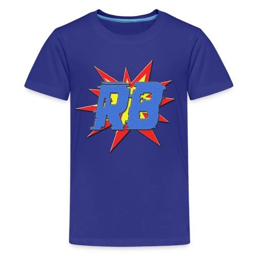Ronbon Logo - Kids' Premium T-Shirt