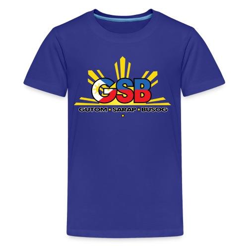 fd gsb - Kids' Premium T-Shirt