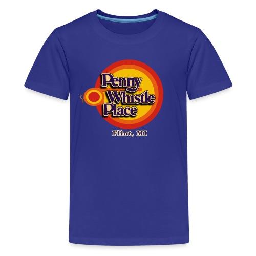 Penny Whistle Place - Kids' Premium T-Shirt
