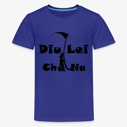 Diu7china - Kids' Premium T-Shirt