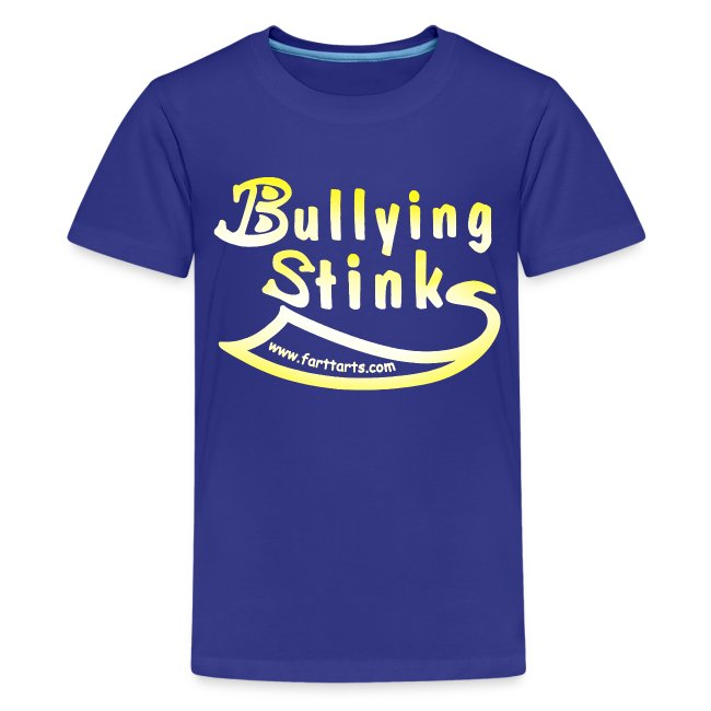 bullying stinks fade png