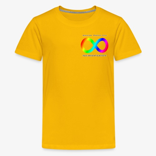 Embrace Neurodiversity - Kids' Premium T-Shirt