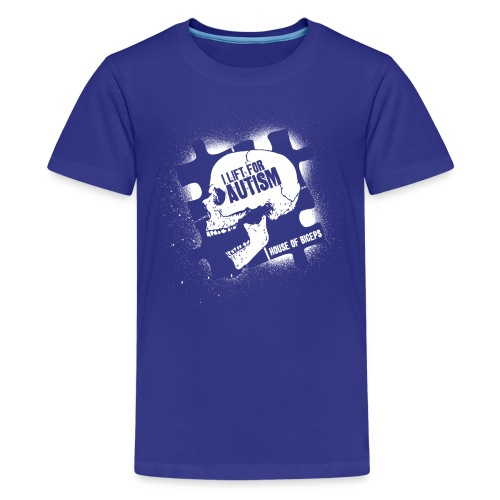 CLINT-HOB-large - Kids' Premium T-Shirt