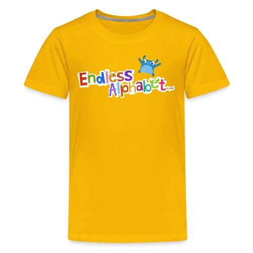 Endless Alphabet Gear - Kids' Premium T-Shirt