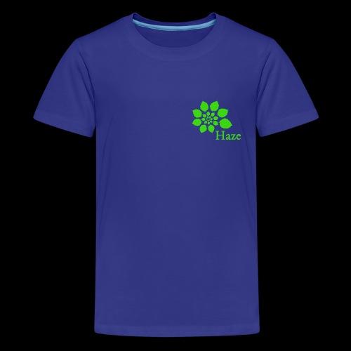 Haze Outdoors Logo - Kids' Premium T-Shirt