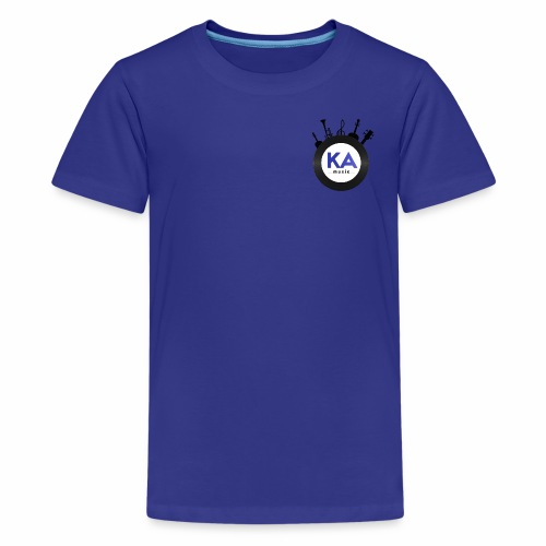 Official KAM Logo - Kids' Premium T-Shirt