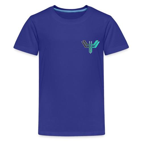 iL Era Tiny Logo - Kids' Premium T-Shirt